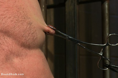 Photo number 2 from Flip Fuck - Part One shot for Bound Gods on Kink.com. Featuring Leo Forte and Jason Miller in hardcore BDSM & Fetish porn.