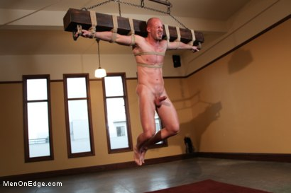 Photo number 9 from Mitch Vaughn - The Muscle Stud shot for Men On Edge on Kink.com. Featuring Mitch Vaughn in hardcore BDSM & Fetish porn.