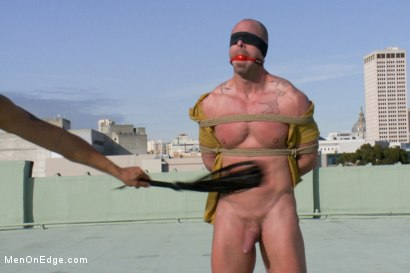 Photo number 10 from Mitch Vaughn - The Muscle Stud shot for Men On Edge on Kink.com. Featuring Mitch Vaughn in hardcore BDSM & Fetish porn.