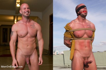 Photo number 15 from Mitch Vaughn - The Muscle Stud shot for Men On Edge on Kink.com. Featuring Mitch Vaughn in hardcore BDSM & Fetish porn.