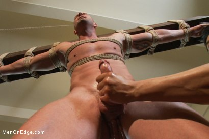 Photo number 14 from Mitch Vaughn - The Muscle Stud shot for Men On Edge on Kink.com. Featuring Mitch Vaughn in hardcore BDSM & Fetish porn.