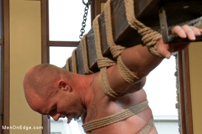 Photo number 13 from Mitch Vaughn - The Muscle Stud shot for Men On Edge on Kink.com. Featuring Mitch Vaughn in hardcore BDSM & Fetish porn.