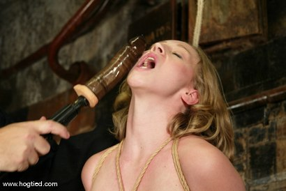 Photo number 14 from Cloe Hart shot for Hogtied on Kink.com. Featuring Cloe Hart in hardcore BDSM & Fetish porn.