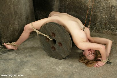 Photo number 10 from Cloe Hart shot for Hogtied on Kink.com. Featuring Cloe Hart in hardcore BDSM & Fetish porn.