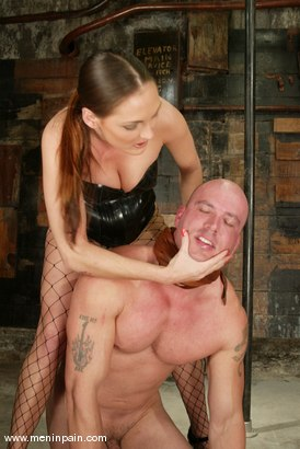 Photo number 4 from Nick Nite and Venus shot for Men In Pain on Kink.com. Featuring Nick Nite and Venus in hardcore BDSM & Fetish porn.