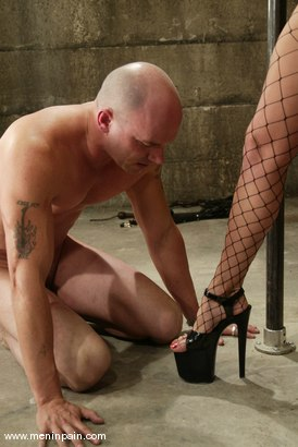 Photo number 11 from Nick Nite and Venus shot for Men In Pain on Kink.com. Featuring Nick Nite and Venus in hardcore BDSM & Fetish porn.