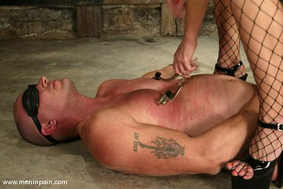 Photo number 14 from Nick Nite and Venus shot for Men In Pain on Kink.com. Featuring Nick Nite and Venus in hardcore BDSM & Fetish porn.
