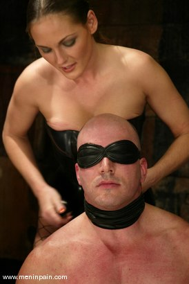 Photo number 7 from Nick Nite and Venus shot for Men In Pain on Kink.com. Featuring Nick Nite and Venus in hardcore BDSM & Fetish porn.