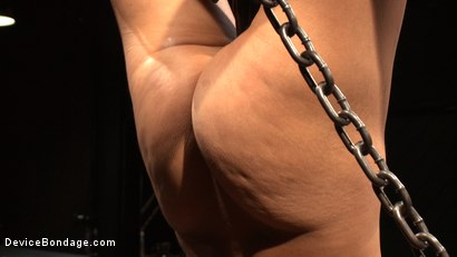 Photo number 12 from Inverted Nipple Stretch Infused Orgasm Station shot for Device Bondage on Kink.com. Featuring Beretta James in hardcore BDSM & Fetish porn.