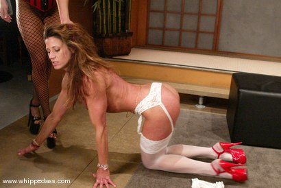 Photo number 6 from Venus and Kym Wilde shot for Whipped Ass on Kink.com. Featuring Venus and Kym Wilde in hardcore BDSM & Fetish porn.