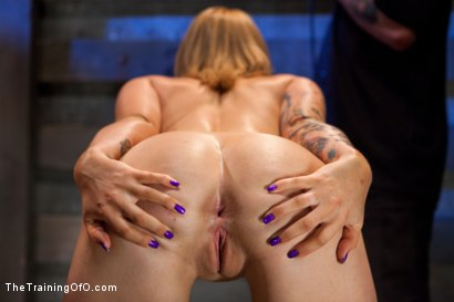 Photo number 2 from <b>Four Girl Intake<br>Sado-Masochists Slave Testing  shot for The Training Of O on Kink.com. Featuring Jessie Cox, Goddess Annika Amour, CiCi Rhodes, Alani Pi and Maestro Stefanos in hardcore BDSM & Fetish porn.
