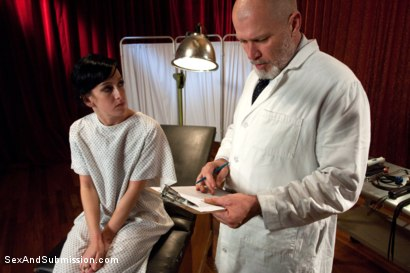 Photo number 10 from The Brothel shot for Sex And Submission on Kink.com. Featuring Mickey Mod, Mark Davis, Elise Graves and Rain DeGrey in hardcore BDSM & Fetish porn.