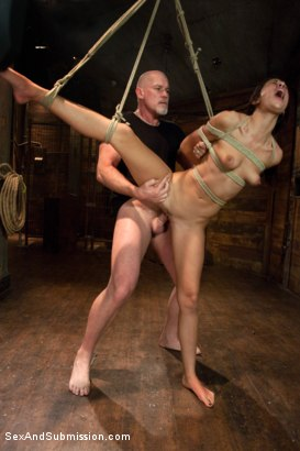 Photo number 12 from Bondage Slut: Lyla Storm shot for Sex And Submission on Kink.com. Featuring Mark Davis and Lyla Storm in hardcore BDSM & Fetish porn.
