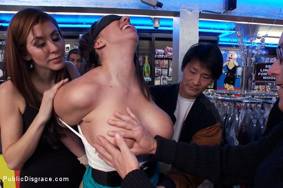 Photo number 2 from Big Beautiful Ass Fisted in Public shot for Public Disgrace on Kink.com. Featuring Mark Davis, Kelly Divine and Princess Donna Dolore in hardcore BDSM & Fetish porn.