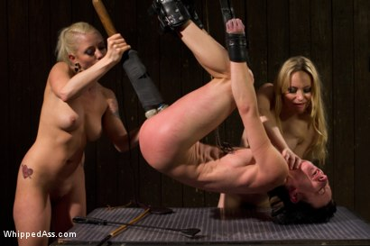 Photo number 7 from LezDom Take Down shot for Whipped Ass on Kink.com. Featuring Aiden Starr, Lorelei Lee and Elise Graves in hardcore BDSM & Fetish porn.