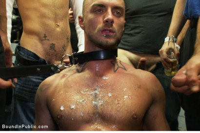 Photo number 14 from Jessie Colter gets gang banged at Mr S Leather store shot for Bound in Public on Kink.com. Featuring Jessie Colter and Christian Wilde in hardcore BDSM & Fetish porn.