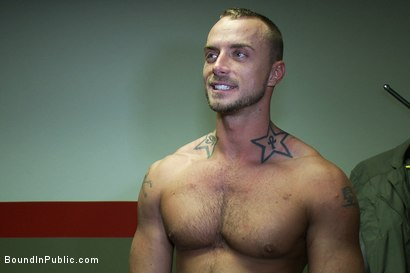Photo number 15 from Jessie Colter gets gang banged at Mr S Leather store shot for Bound in Public on Kink.com. Featuring Jessie Colter and Christian Wilde in hardcore BDSM & Fetish porn.