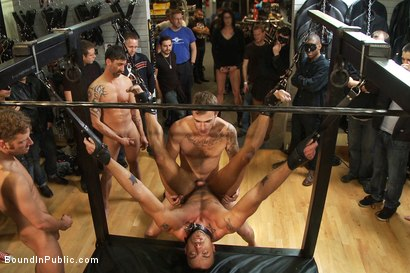Photo number 11 from Jessie Colter gets gang banged at Mr S Leather store shot for Bound in Public on Kink.com. Featuring Jessie Colter and Christian Wilde in hardcore BDSM & Fetish porn.