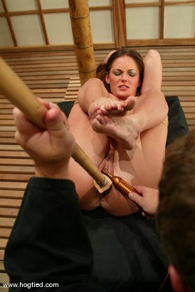 Photo number 13 from Venus shot for Hogtied on Kink.com. Featuring Venus in hardcore BDSM & Fetish porn.