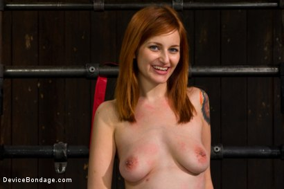 Photo number 15 from Redhead next door suffers for her orgasms shot for Device Bondage on Kink.com. Featuring Phoenix Askani in hardcore BDSM & Fetish porn.