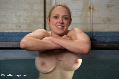 Photo number 15 from Water, Bondage, Screams, Orgasms and Big Wet Titties shot for Water Bondage on Kink.com. Featuring Dee Williams in hardcore BDSM & Fetish porn.