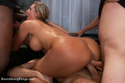 Photo number 11 from Kinky Couple shot for Bound Gang Bangs on Kink.com. Featuring James Deen, Mark Davis, Mr. Marcus, Jon Jon, Zoe Holiday and Dietrich Cyrus in hardcore BDSM & Fetish porn.