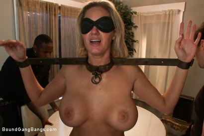 Photo number 6 from Kinky Couple shot for Bound Gang Bangs on Kink.com. Featuring James Deen, Mark Davis, Mr. Marcus, Jon Jon, Zoe Holiday and Dietrich Cyrus in hardcore BDSM & Fetish porn.