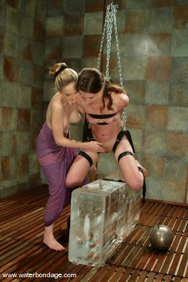 Photo number 5 from Lena Ramon shot for Water Bondage on Kink.com. Featuring Lena Ramon in hardcore BDSM & Fetish porn.