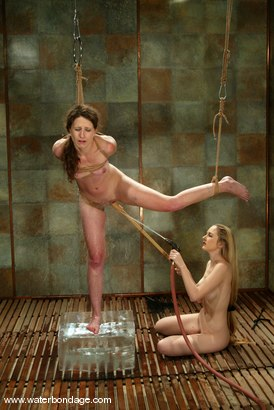 Photo number 12 from Lena Ramon shot for Water Bondage on Kink.com. Featuring Lena Ramon in hardcore BDSM & Fetish porn.