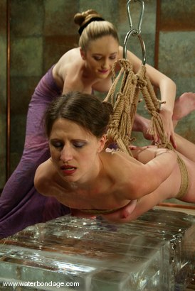 Photo number 2 from Lena Ramon shot for Water Bondage on Kink.com. Featuring Lena Ramon in hardcore BDSM & Fetish porn.