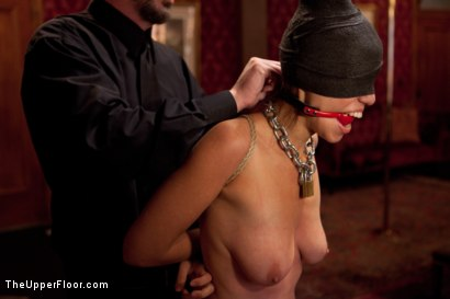 Photo number 1 from Audrey Rose Returns shot for The Upper Floor on Kink.com. Featuring Audrey Rose and Maestro Stefanos in hardcore BDSM & Fetish porn.