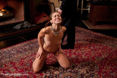 Photo number 13 from Audrey Rose Returns shot for The Upper Floor on Kink.com. Featuring Audrey Rose and Maestro Stefanos in hardcore BDSM & Fetish porn.