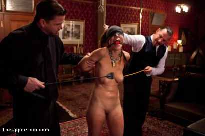Photo number 15 from Audrey Rose Returns shot for The Upper Floor on Kink.com. Featuring Audrey Rose and Maestro Stefanos in hardcore BDSM & Fetish porn.