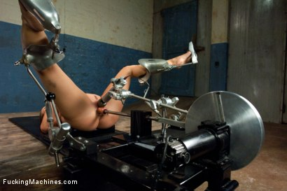 Photo number 7 from Bury Your Face in Her Ass: The DE-VINE Kelly Divine shot for Fucking Machines on Kink.com. Featuring Kelly Divine in hardcore BDSM & Fetish porn.