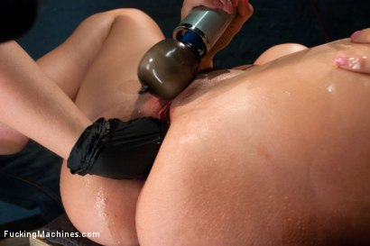 Photo number 2 from Archive CLASSIC: Fists, Cock, Machines ALL Inside Kelly Divine's Butt shot for Fucking Machines on Kink.com. Featuring Kelly Divine in hardcore BDSM & Fetish porn.