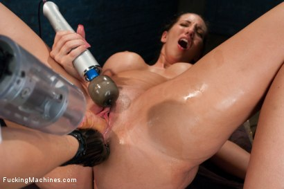 Photo number 4 from Archive CLASSIC: Fists, Cock, Machines ALL Inside Kelly Divine's Butt shot for Fucking Machines on Kink.com. Featuring Kelly Divine in hardcore BDSM & Fetish porn.