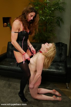 Photo number 12 from Kym Wilde and Erika Kole shot for Whipped Ass on Kink.com. Featuring Erika Kole and Kym Wilde in hardcore BDSM & Fetish porn.