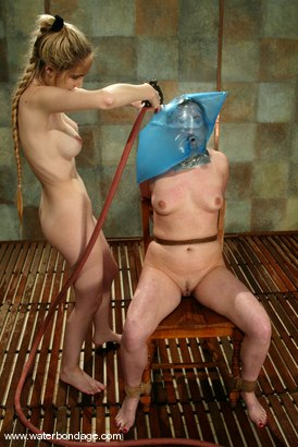 Photo number 14 from Erika Kole shot for Water Bondage on Kink.com. Featuring Erika Kole in hardcore BDSM & Fetish porn.