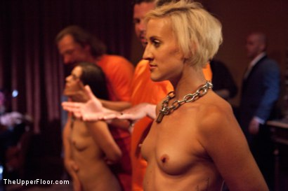 Photo number 7 from Halloween: Part One shot for The Upper Floor on Kink.com. Featuring Juliette March, Skin Diamond, Dylan Ryan, Krysta Kaos, Lilla Katt, Derrick Pierce, Maestro Stefanos and Jack Hammer in hardcore BDSM & Fetish porn.