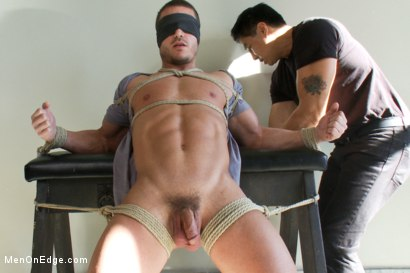 Photo number 4 from Marc Dylan - The Bodybuilder shot for Men On Edge on Kink.com. Featuring Marc Dylan in hardcore BDSM & Fetish porn.
