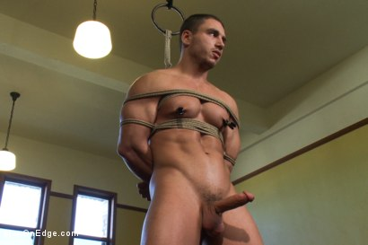 Photo number 5 from Marc Dylan - The Bodybuilder shot for Men On Edge on Kink.com. Featuring Marc Dylan in hardcore BDSM & Fetish porn.