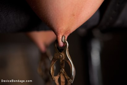 Photo number 12 from Squirt Alert! From the ass that keeps on taking shot for Device Bondage on Kink.com. Featuring Amy Brooke in hardcore BDSM & Fetish porn.