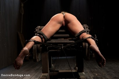 Photo number 6 from Squirt Alert! From the ass that keeps on taking shot for Device Bondage on Kink.com. Featuring Amy Brooke in hardcore BDSM & Fetish porn.