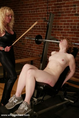 Photo number 13 from Madison Young and Utah Sweet shot for Whipped Ass on Kink.com. Featuring Utah Sweet and Madison Young in hardcore BDSM & Fetish porn.