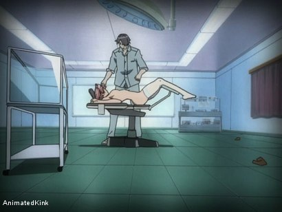Photo number 9 from Night Shift Nurses: Experiment Vol I shot for Animated Kink on Kink.com. Featuring  in hardcore BDSM & Fetish porn.