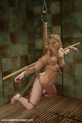 Photo number 13 from Crystal Frost shot for Water Bondage on Kink.com. Featuring Crystal Frost in hardcore BDSM & Fetish porn.