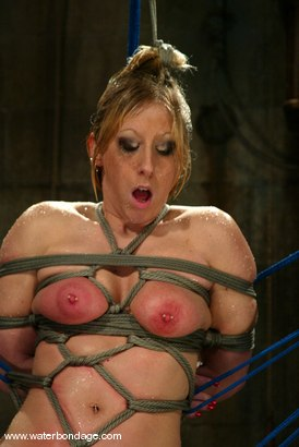 Photo number 4 from Crystal Frost shot for Water Bondage on Kink.com. Featuring Crystal Frost in hardcore BDSM & Fetish porn.