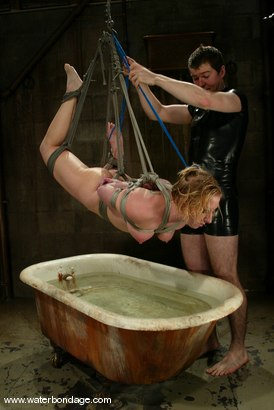 Photo number 12 from Crystal Frost shot for Water Bondage on Kink.com. Featuring Crystal Frost in hardcore BDSM & Fetish porn.