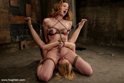 Photo number 7 from Crystal Frost and Jade Marxxx shot for Hogtied on Kink.com. Featuring Crystal Frost and Jade Marxxx in hardcore BDSM & Fetish porn.