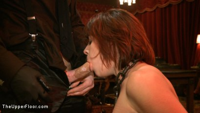 Photo number 11 from Cocktail Party: Squirting shot for The Upper Floor on Kink.com. Featuring Dylan Ryan, Maestro Stefanos and Odile in hardcore BDSM & Fetish porn.